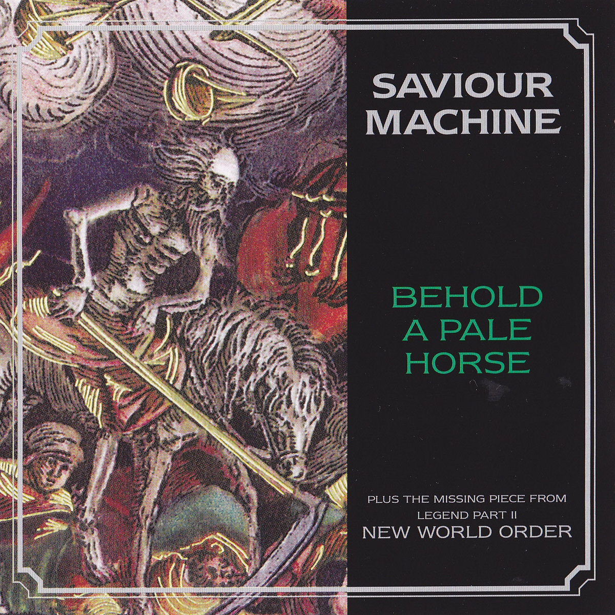 BEHOLD A PALE HORSE (single)