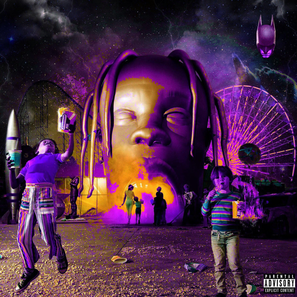 Download Mp3 Travis Scott Sicko Mode: SICKO MODE (Chopped & Screwed)