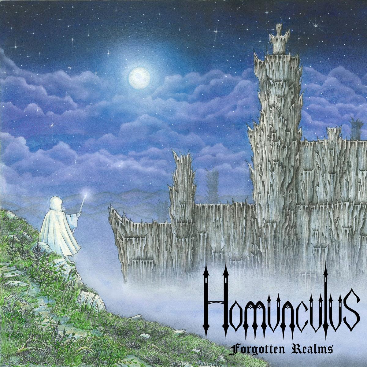 Homunculus Avatar