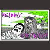 MEADOWS / CHESTBURSTER Split Tape Cover Art