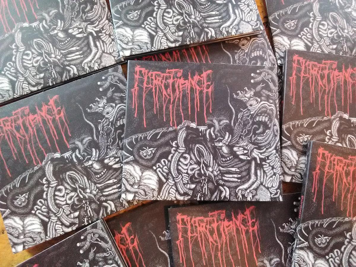 putrefiance death metal le scribe du rock