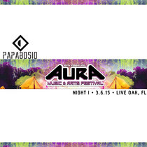 Live at Aura Music & Arts Festival |3.6.15| Live Oak, FL cover art
