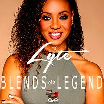 MC Lyte - Blends of a Legend cover art