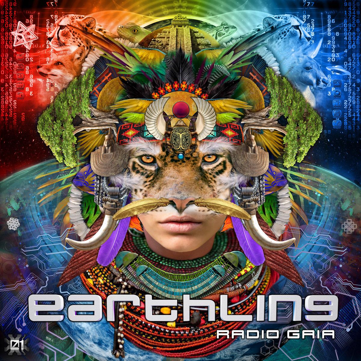 Earthling & Lucas - Kiss My Acid   Zero One Music