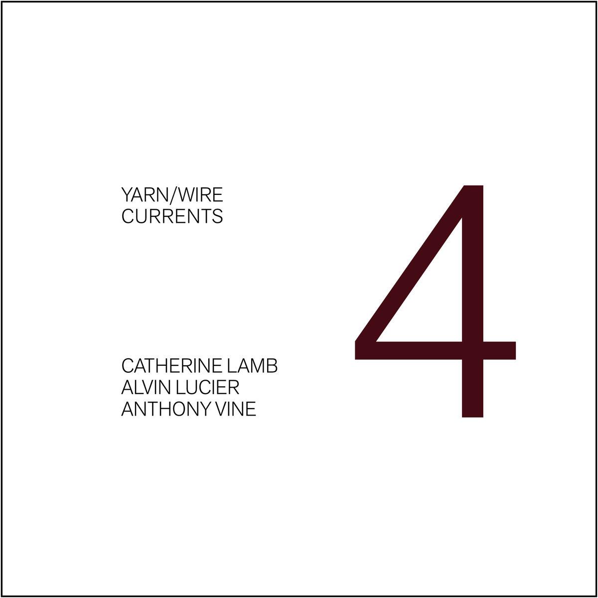 Catherine Lamb - curvo totalitas (2016)   Yarn/Wire