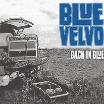 Back In Blue cover art