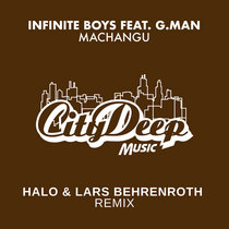 Machangu (Halo & Lars Behrenroth Remix) cover art