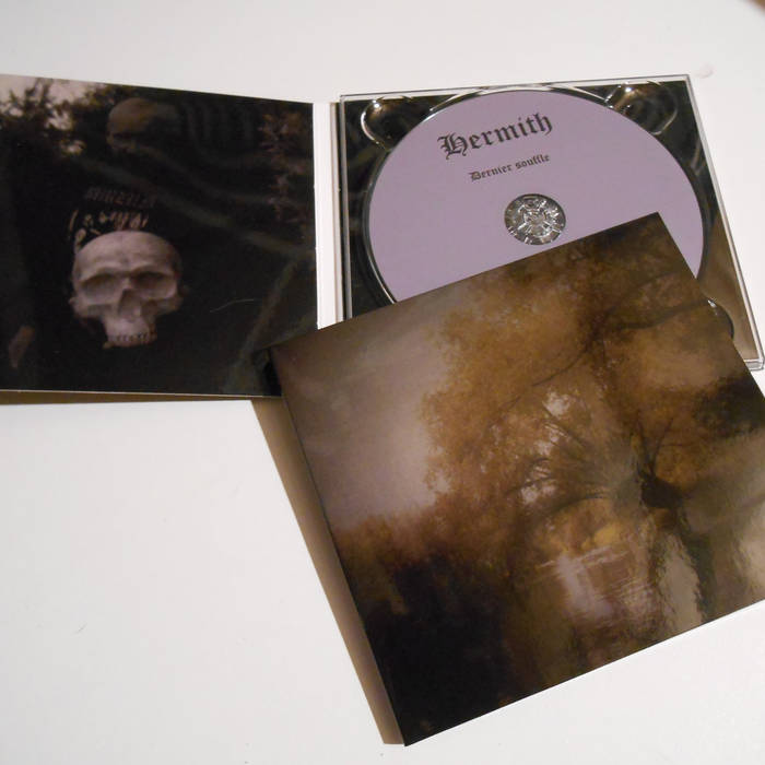 hermith dernier souffle le scribe du rock dungeon synth black metal