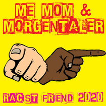 Racist Friend 2020 cover art