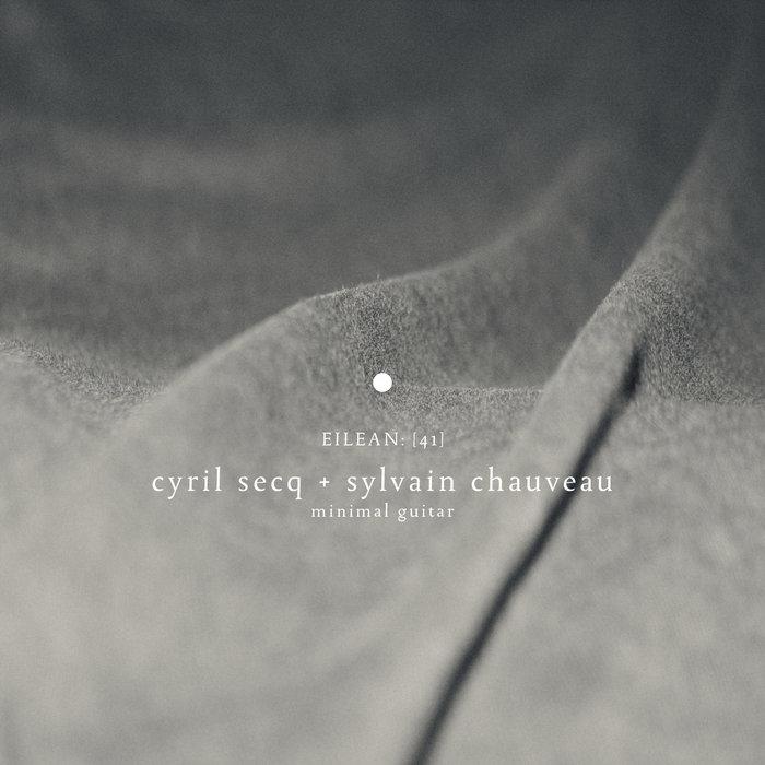 Minimal Guitar, by Cyril Secq + Sylvain Chauveau