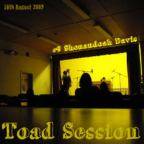 Toad Session #9 cover art