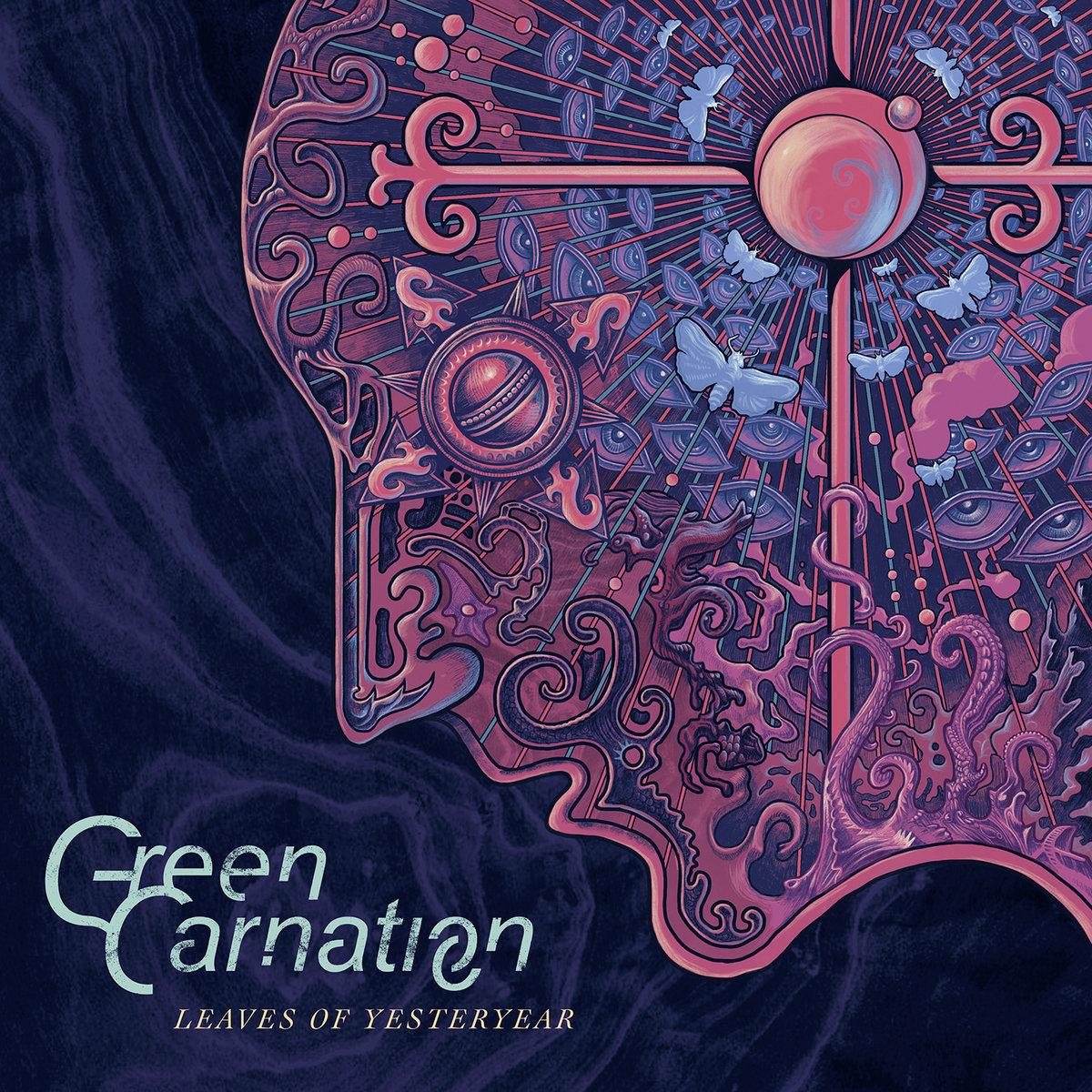 Leaves of Yesteryear | Green Carnation