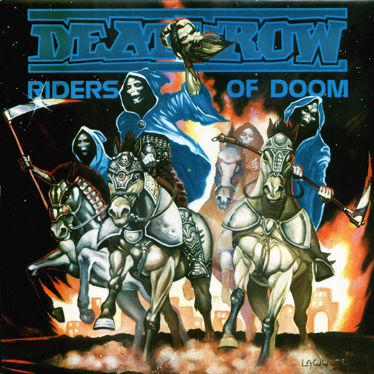 Riders of doom | antipeewee.