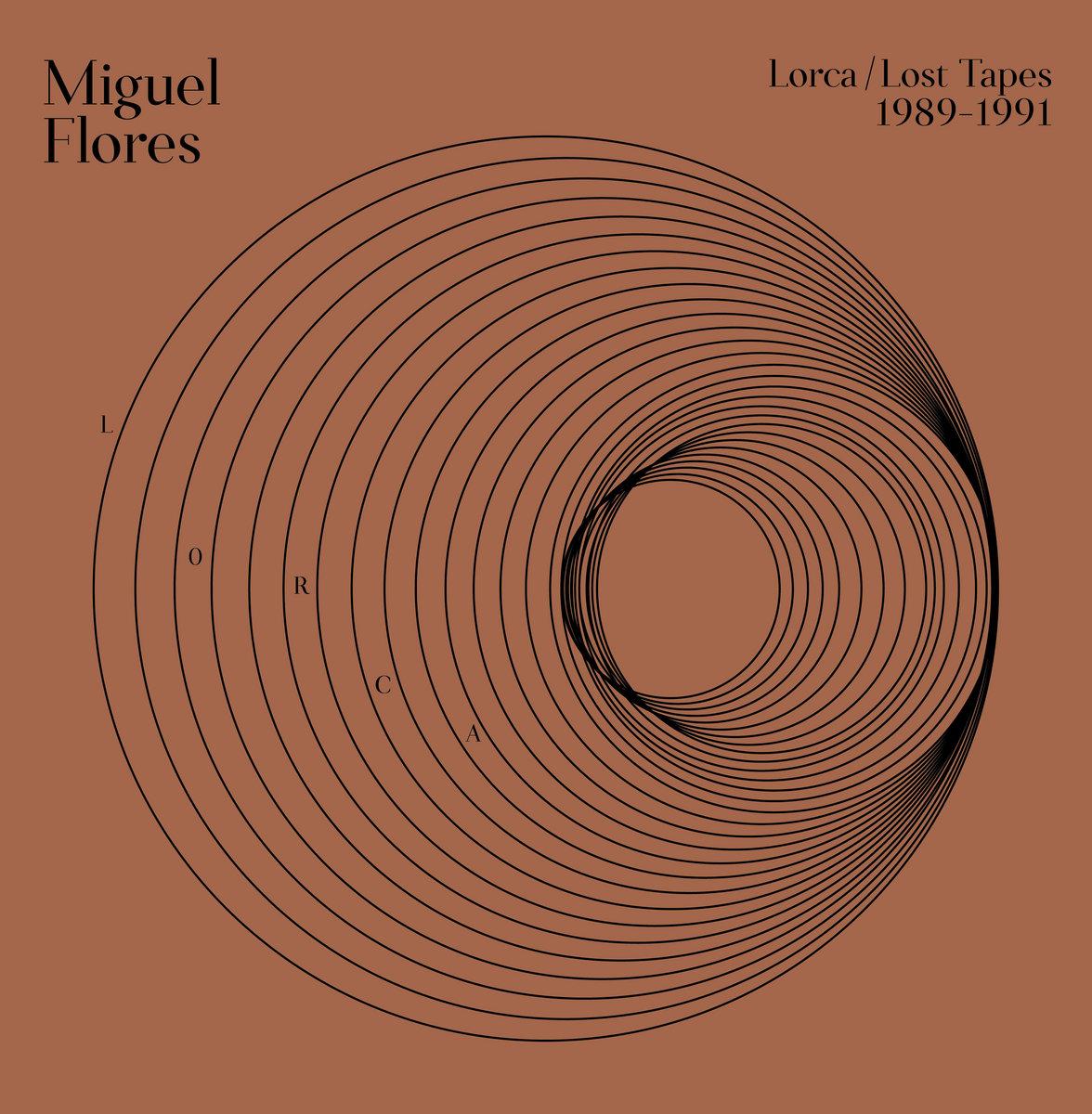 BR121 - Miguel Flores - Lorca: Lost Tapes (1989-1991