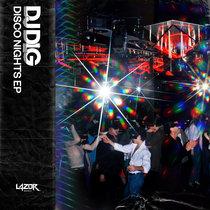 Disco Nights EP [LAZOR49] cover art