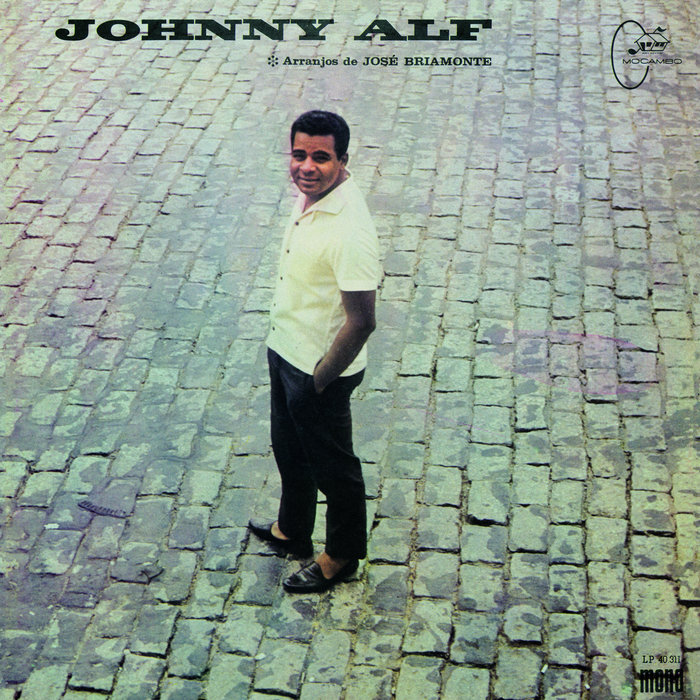 Johnny Alf Mr Bongo