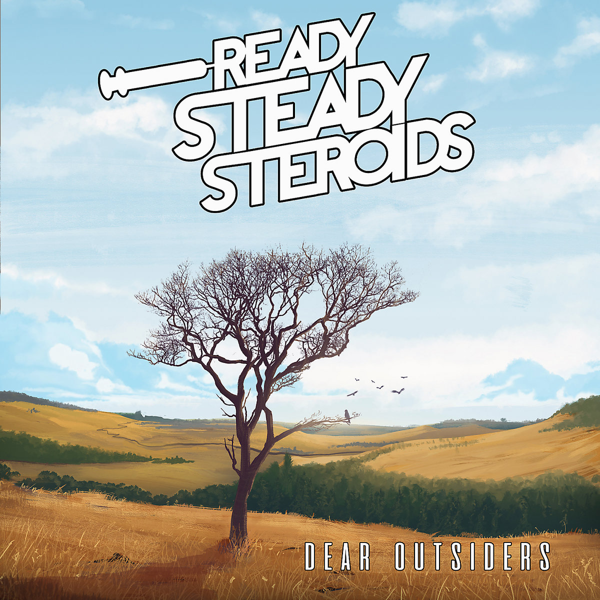 Ready Steady Steroids - Dear Outsiders (2019)