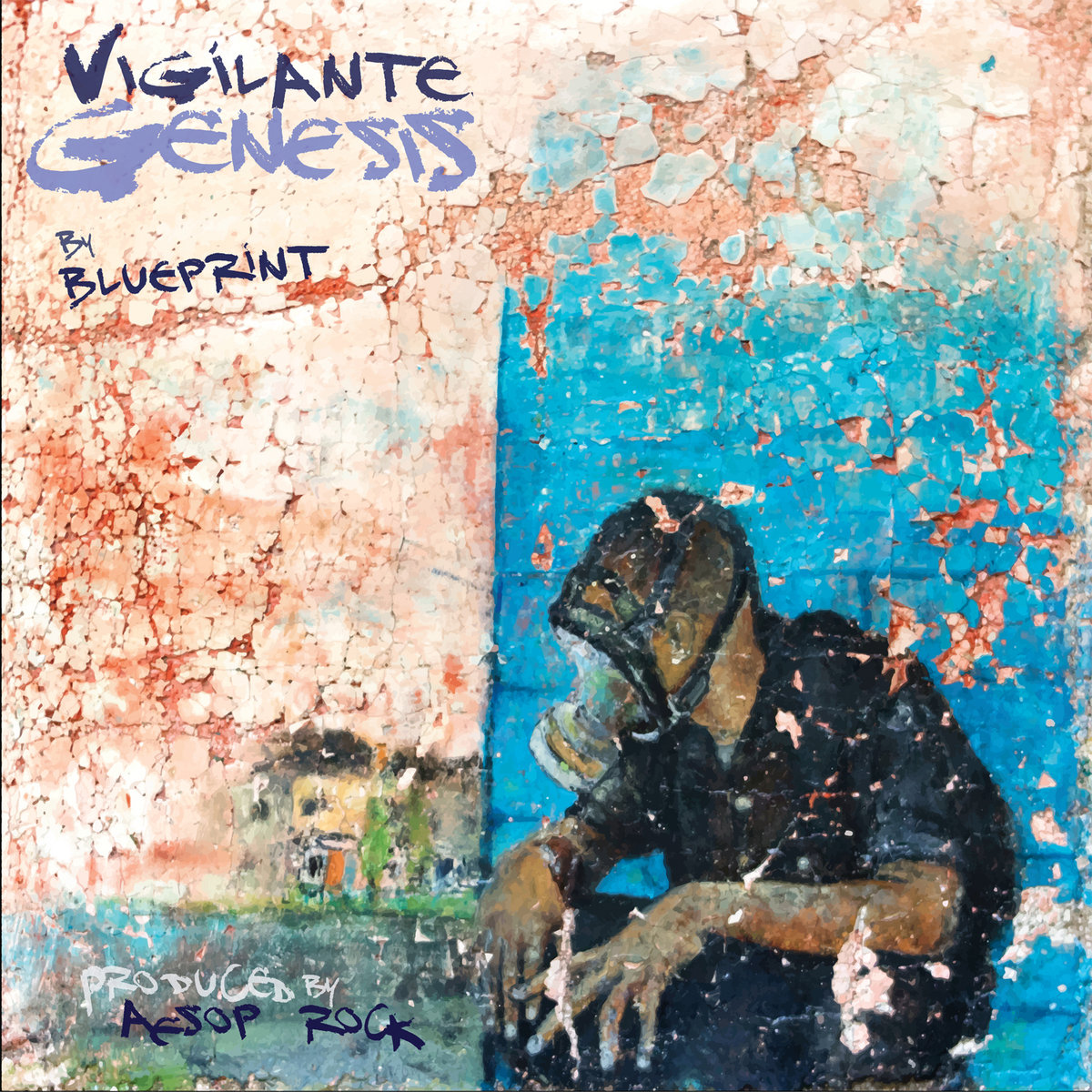 Vigilante genesis ep prod aesop rock deluxe digital version by blueprint malvernweather Gallery