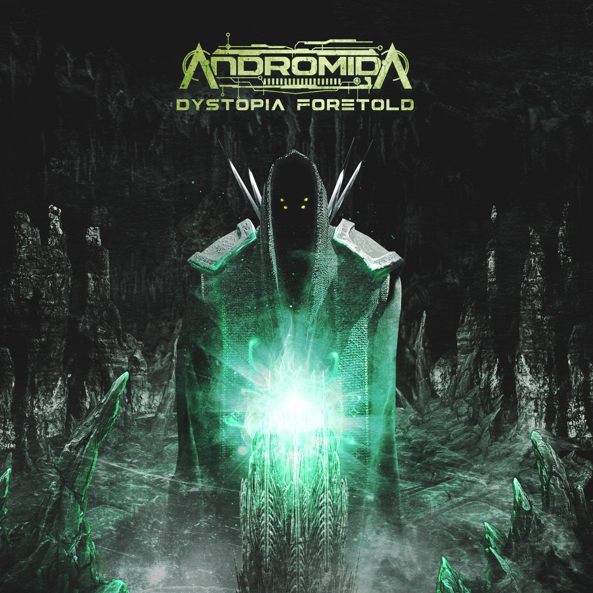 Dystopia Foretold by Andromida