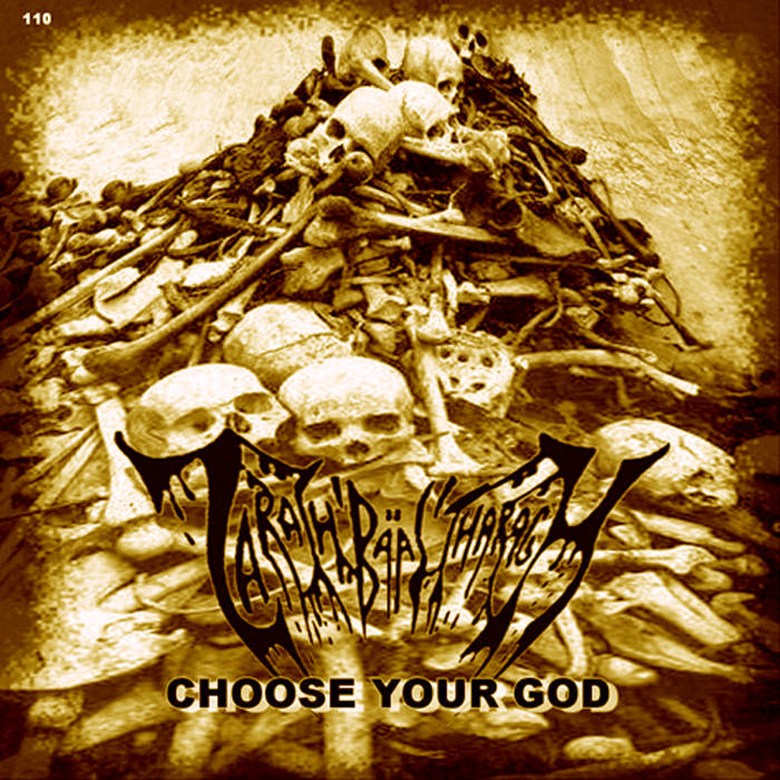 Sodp002 Zarach Baal Tharagh Choose Your God Demo 2013