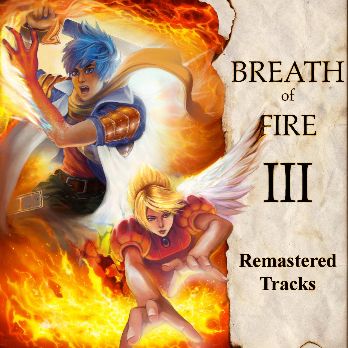 Remastered Tracks: Breath of Fire III   Sean Schafianski
