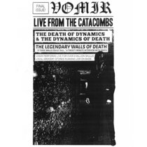 LIVE FROM THE CATACOMBS cover art