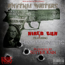 Hired Gun (ft. King Magnetic) cover art