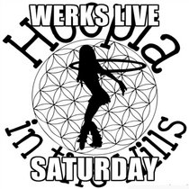 Live @ Hoopla '15 Saturday cover art