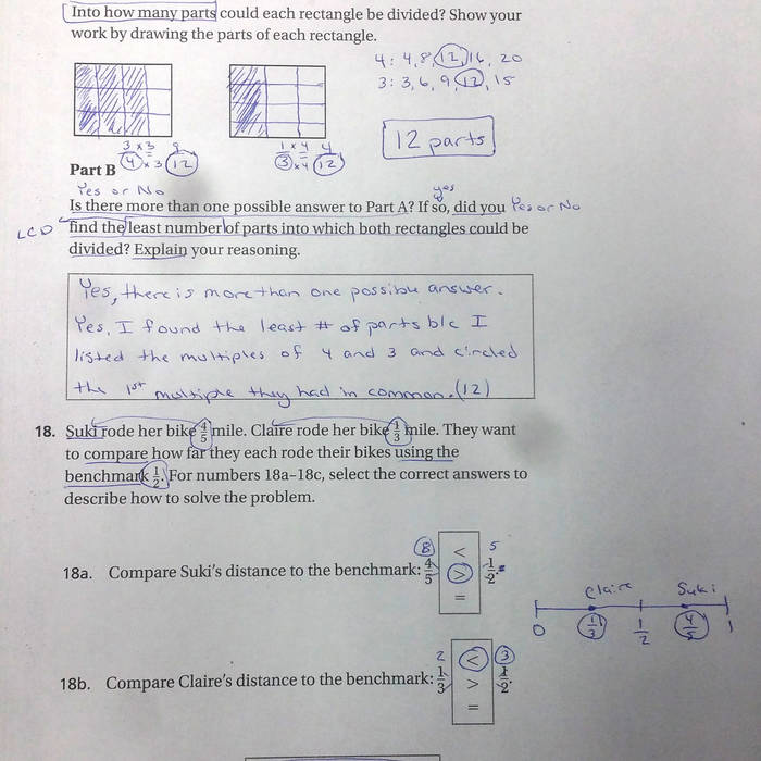 Mathematics For Elementary Teachers Homework Answers | skidecenab