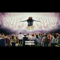 The Black Jesus Experience (Bandcamp Edition) cover art