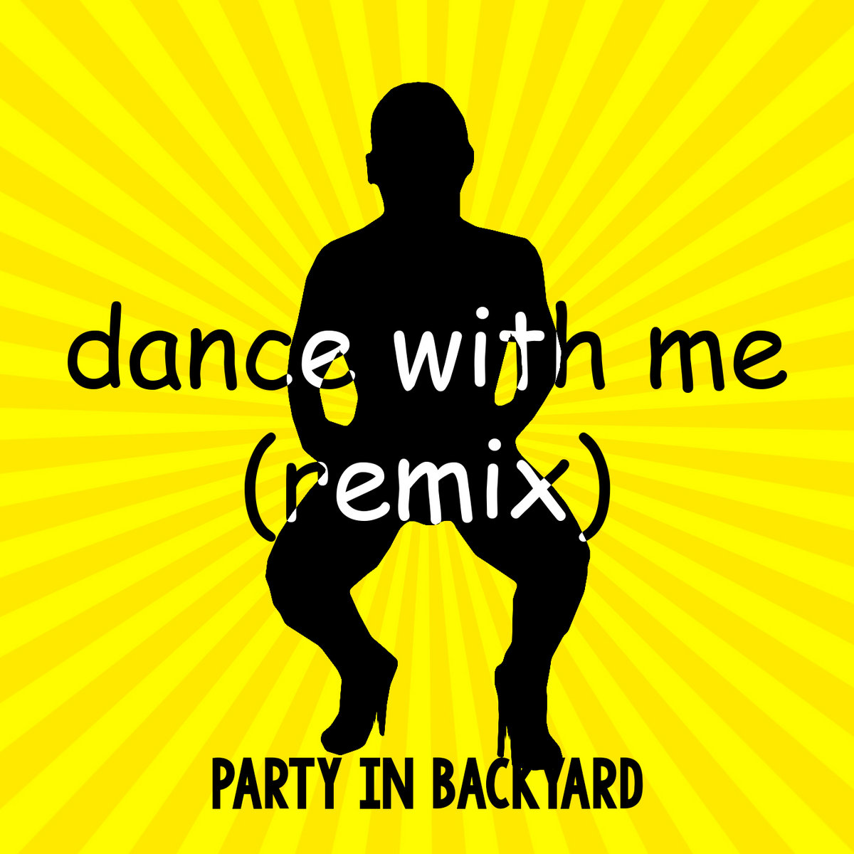 party in backyard dance with me remix party in backyard