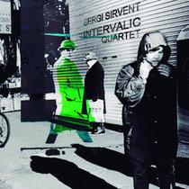 Sergi Sirvent Quartet INTERVALIC cover art