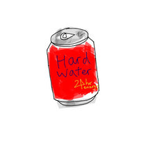 Hard water EP cover art