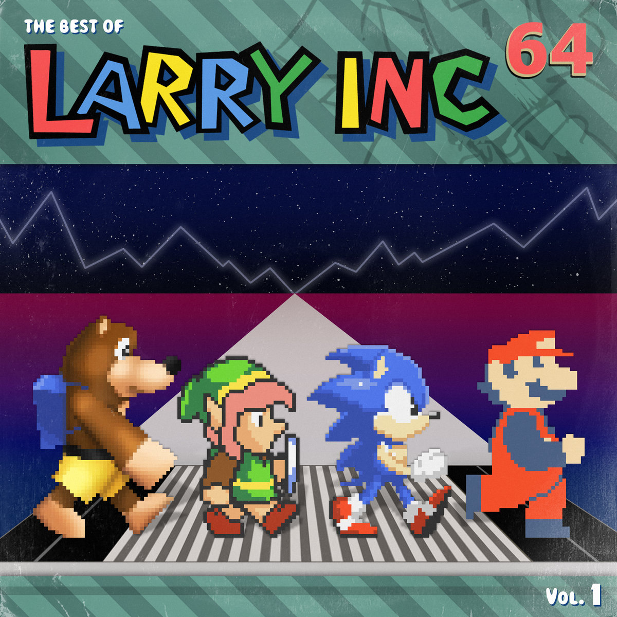 The Best Of LarryInc64 - Volume 1 | LarryInc64