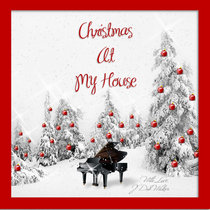 Christmas At My House cover art