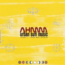 Urban Sufi Music Volume 1 cover art