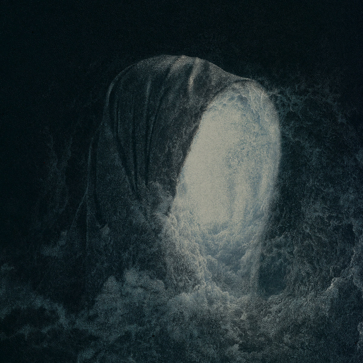 Image result for skeletonwitch devouring radiant light album art