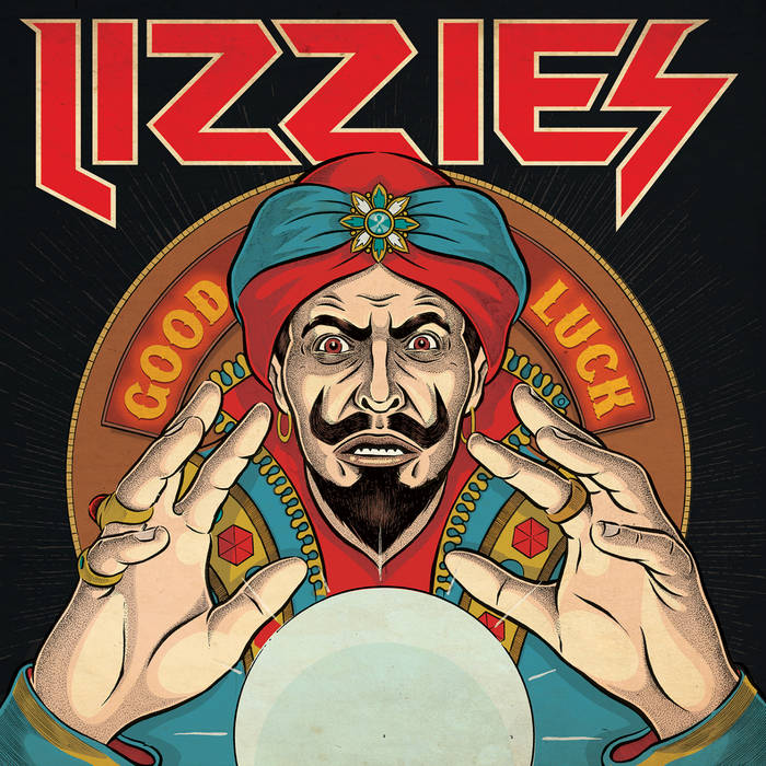 Lizzies - Good Luck cover art