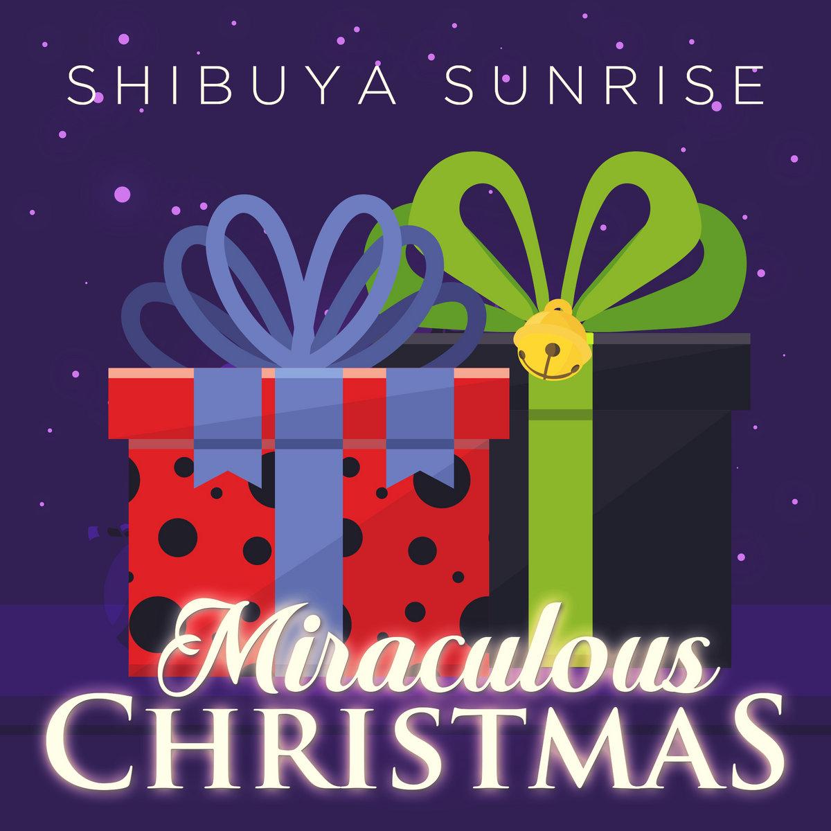 Miraculous Ladybug Christmas Special.Miraculous Christmas Inspired By Ladybug Shibuya Sunrise