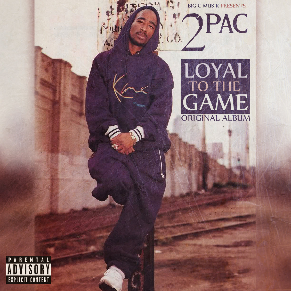 2Pac - Loyal To The Game (Original Album) | enlivedufer
