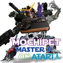 Master P on Atari cover art