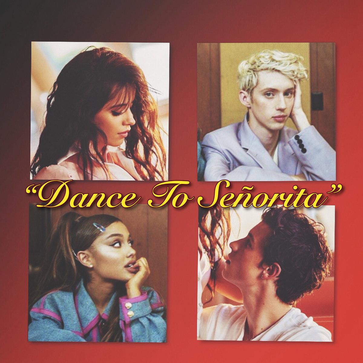 Dance To Senorita Troye Sivan Ariana Grande Shawn Mendes
