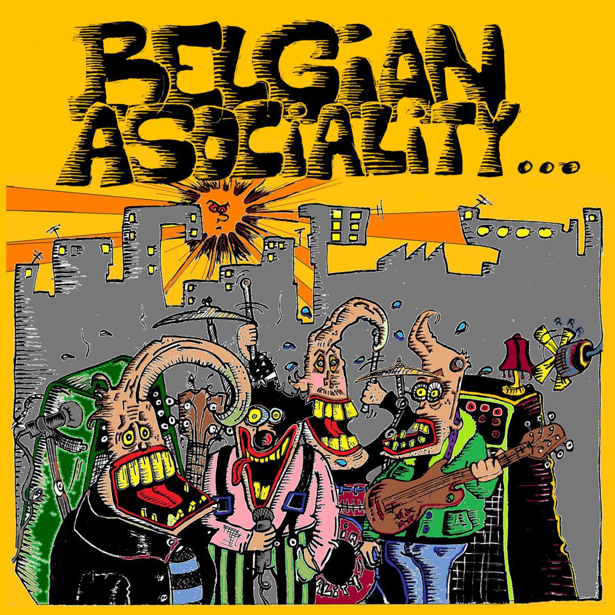 Belgian Asociality Десоциализация