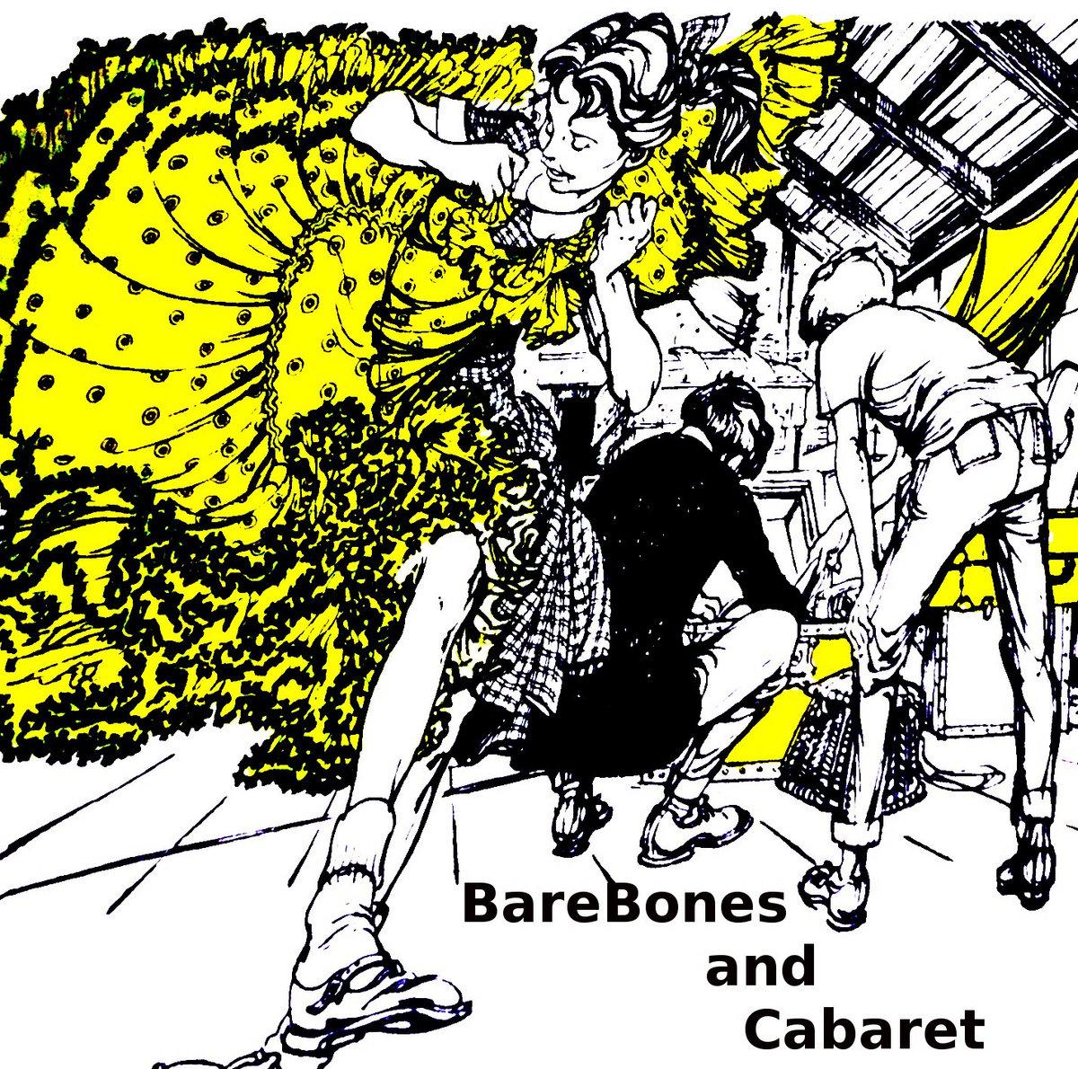 barebones and cabaret. Black Bedroom Furniture Sets. Home Design Ideas