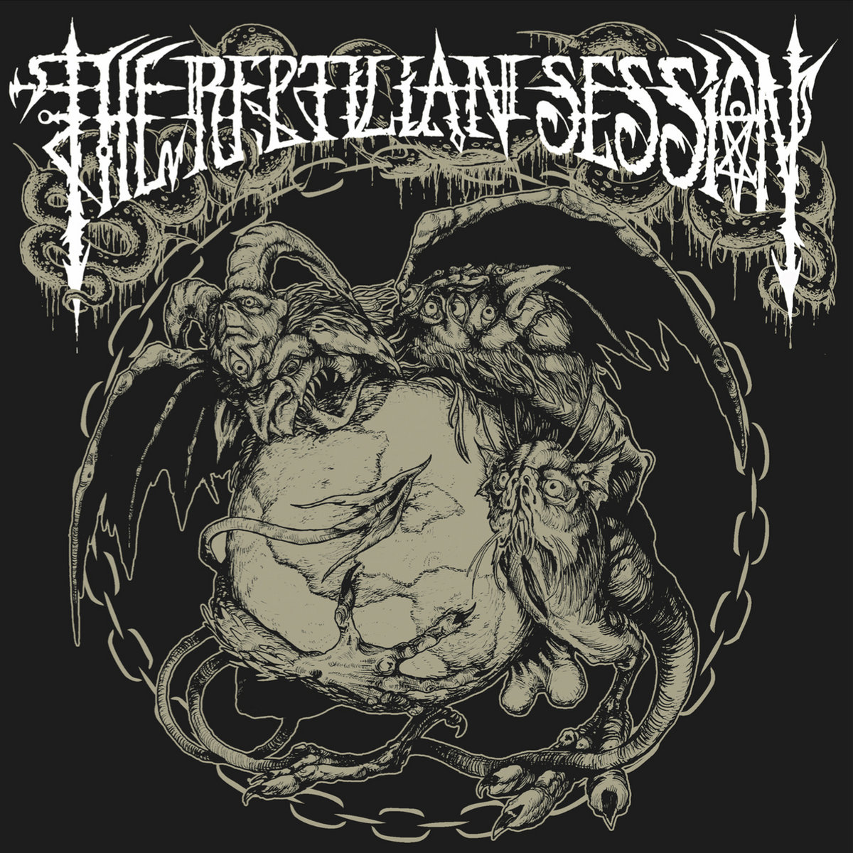 The Reptilian Session | Dead Seed Productions