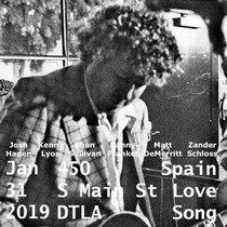 Spain Love Song Los Angeles 31 January 2019 With Matthew DeMerritt & Zander Schloss cover art