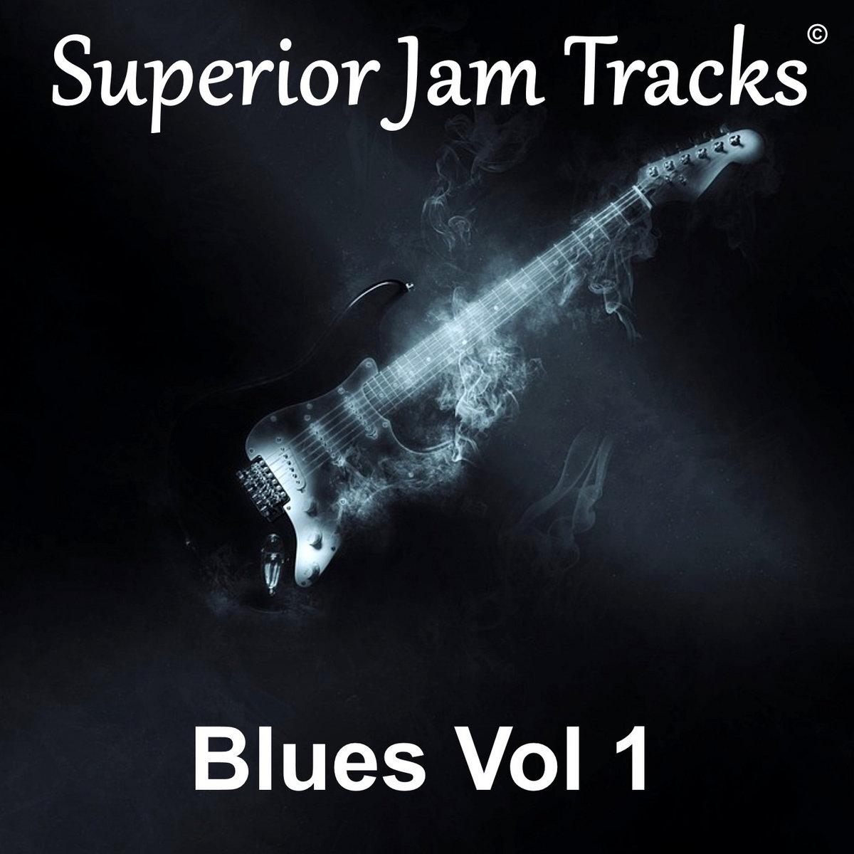 Blues Guitar Backing Tracks Vol 1 + Scales PDF | Superior