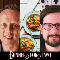 Dinner for Two (with Hainbach) cover art