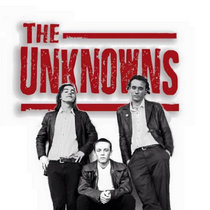 The Unknowns cover art
