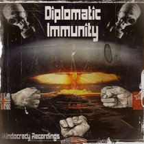 Diplomatic Immunity LP{MOCRCYD006} cover art